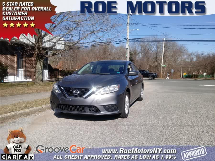 Used 2018 Nissan Sentra in Shirley, New York | Roe Motors Ltd. Shirley, New York