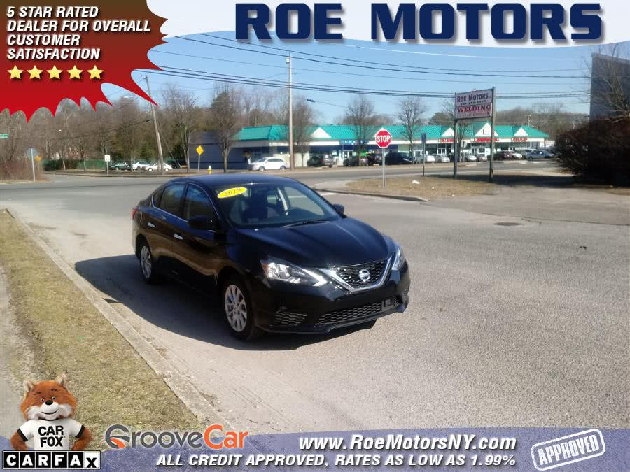 Used 2019 Nissan Sentra in Shirley, New York | Roe Motors Ltd. Shirley, New York