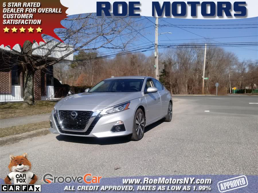 Used 2020 Nissan Altima in Shirley, New York | Roe Motors Ltd. Shirley, New York