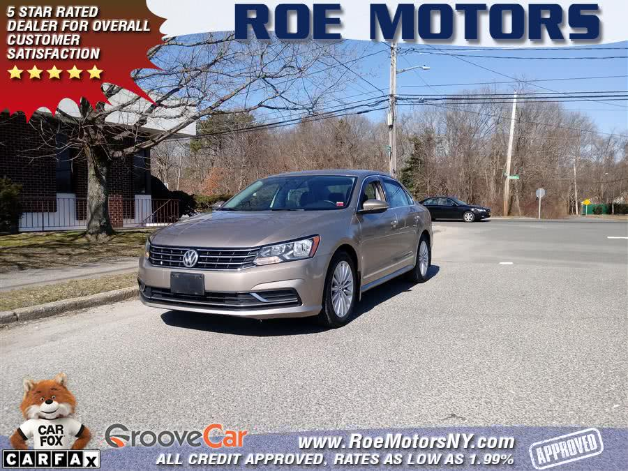 Used 2016 Volkswagen Passat in Shirley, New York | Roe Motors Ltd. Shirley, New York