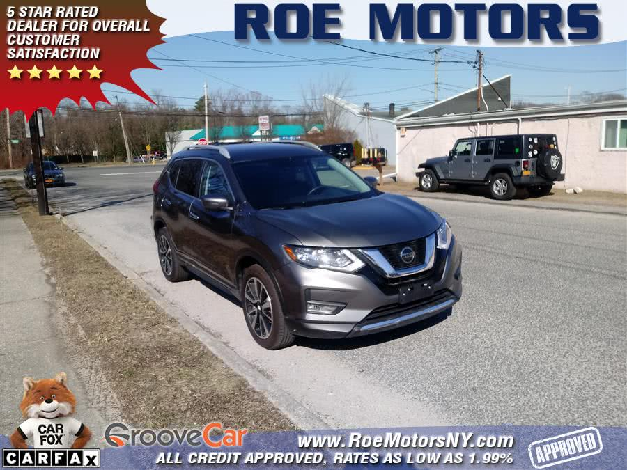 Used 2019 Nissan Rogue in Shirley, New York | Roe Motors Ltd. Shirley, New York