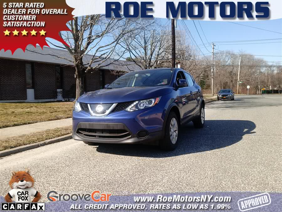 Used 2019 Nissan Rogue Sport in Shirley, New York | Roe Motors Ltd. Shirley, New York