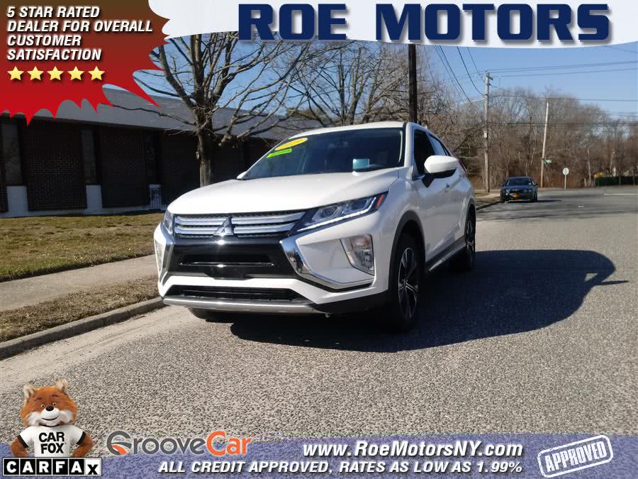 Used 2019 Mitsubishi Eclipse Cross in Shirley, New York | Roe Motors Ltd. Shirley, New York