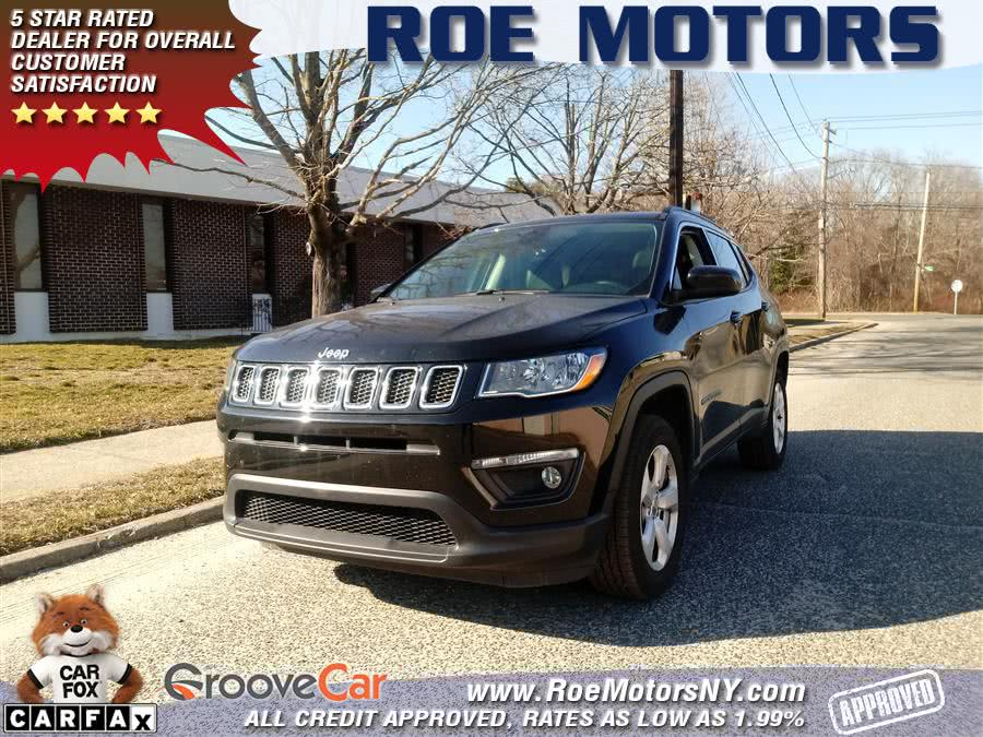 Used 2018 Jeep Compass in Shirley, New York | Roe Motors Ltd. Shirley, New York