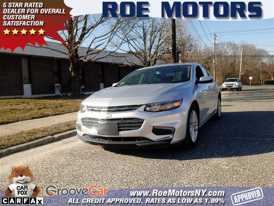 Used 2018 Chevrolet Malibu in Shirley, New York | Roe Motors Ltd. Shirley, New York