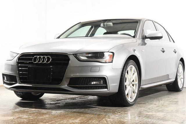 The 2015 Audi A4 Premium Plus w/ Nav/ Blind Spo photos