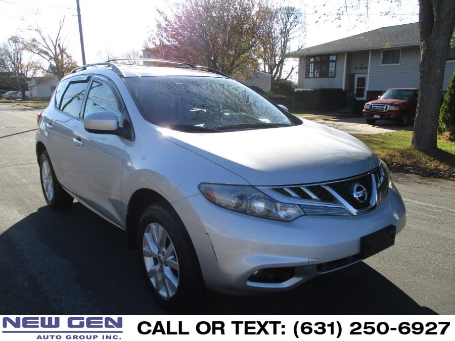 Used 2012 Nissan Murano in West Babylon, New York | New Gen Auto Group. West Babylon, New York