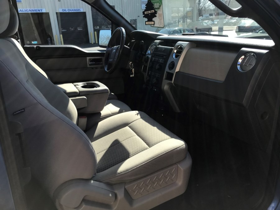 "Used Ford F-150 4WD SuperCab 145"" XLT 2010 | Premier Automotive Sales. Warwick, Rhode Island"