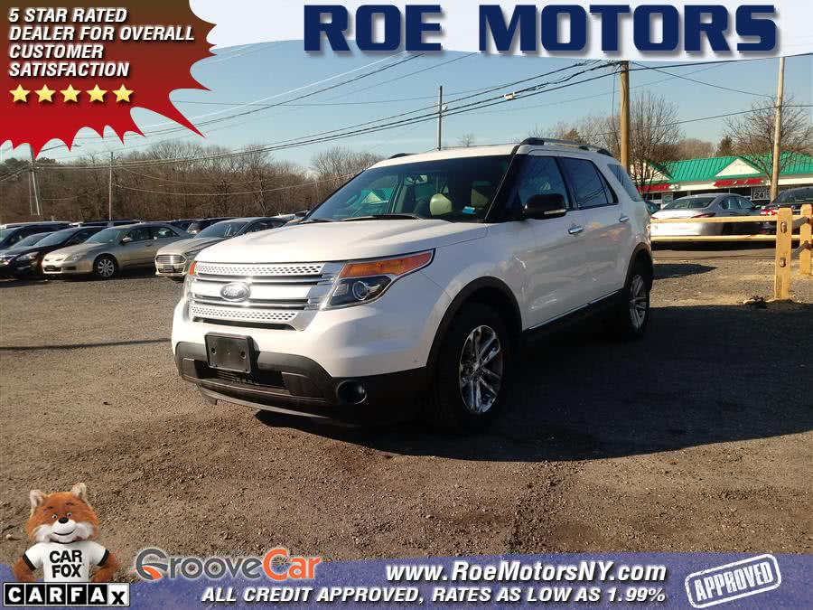Used 2013 Ford Explorer in Shirley, New York | Roe Motors Ltd. Shirley, New York