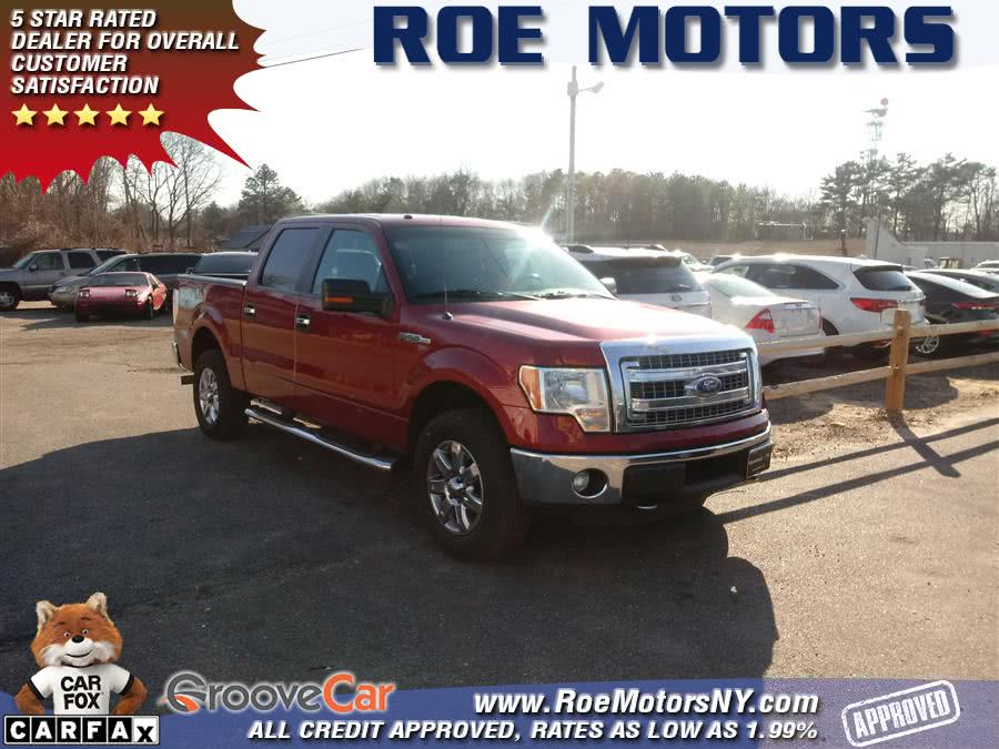 Used 2014 Ford F-150 in Shirley, New York | Roe Motors Ltd. Shirley, New York