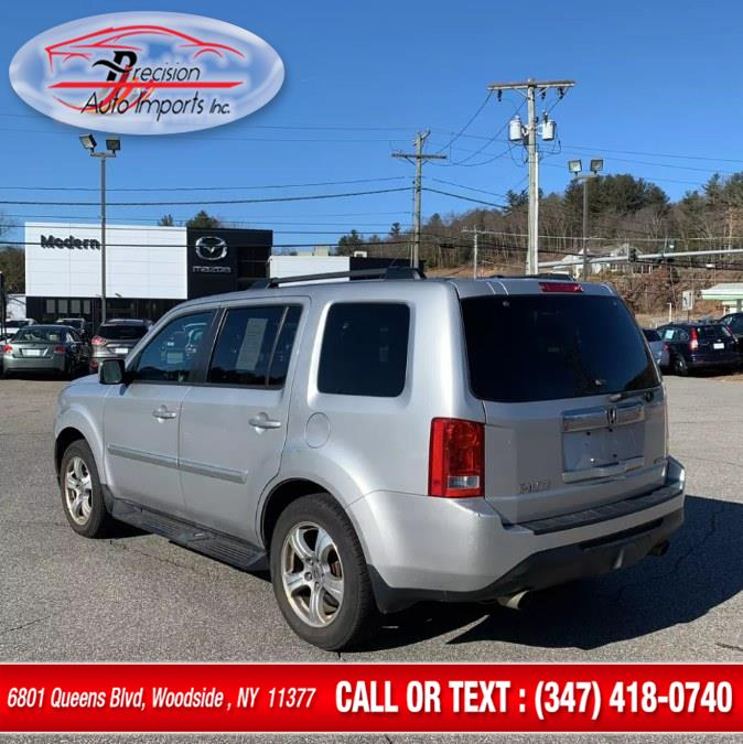 Used Honda Pilot 4WD 4dr EX-L w/RES 2012 | Precision Auto Imports Inc. Woodside , New York