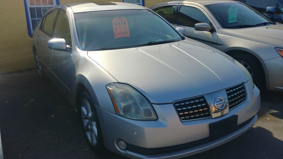 Used 2004 Nissan Maxima in East Hartford , Connecticut | Classic Motor Cars. East Hartford , Connecticut
