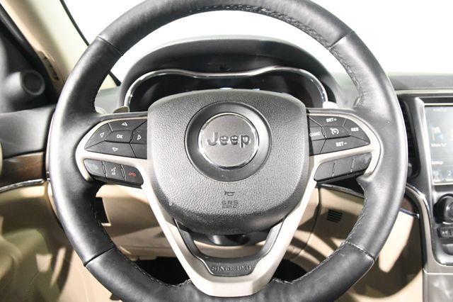 2017 Jeep Grand Cherokee Limited w/Blind Spot/ Nav/ Sun photo
