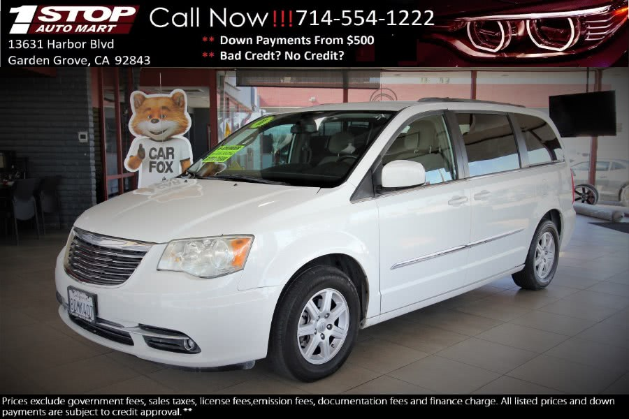 Used 2011 Chrysler Town & Country in Garden Grove, California   1 Stop Auto Mart Inc.. Garden Grove, California