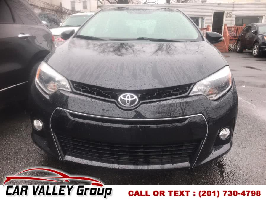 Used 2014 Toyota Corolla in Jersey City, New Jersey | Car Valley Group. Jersey City, New Jersey