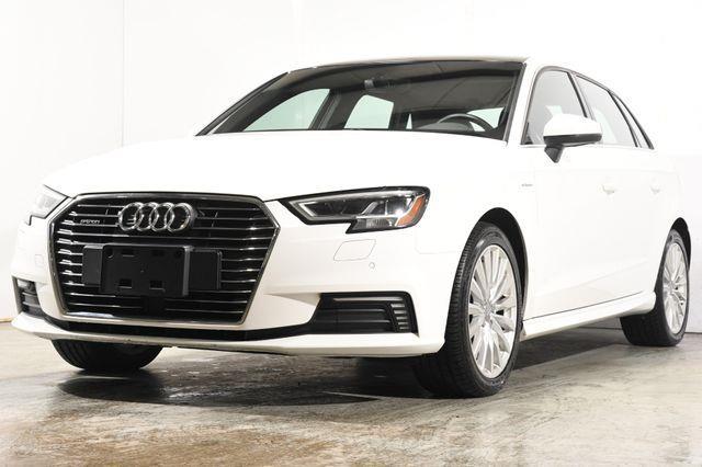 The 2017 Audi A3 Sportback e-Tron Premium Plus w/ Virtual Cockpi photos