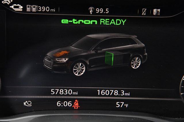 2017 Audi A3 Sportback e-Tron Premium Plus w/ Virtual Cockpi photo