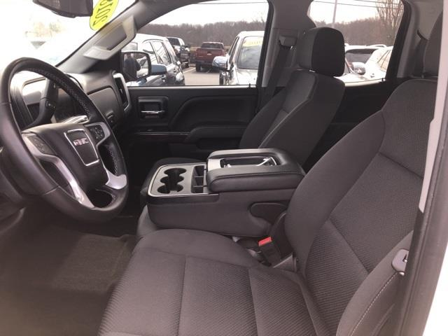 Used GMC Sierra 1500 SLE 2018 | Sullivan Automotive Group. Avon, Connecticut