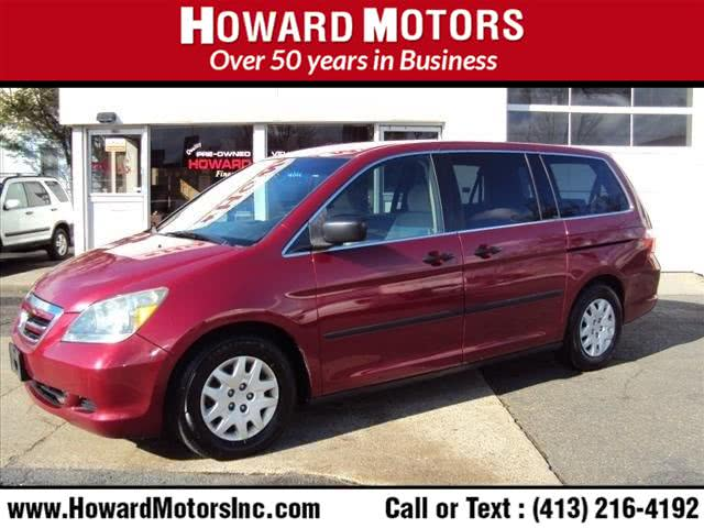 Used Honda Odyssey 5dr LX AT 2006 | Howard Motors. Springfield, Massachusetts