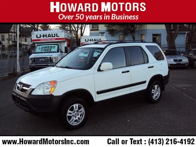 Used Honda CR-V 4WD EX Auto 2003 | Howard Motors. Springfield, Massachusetts