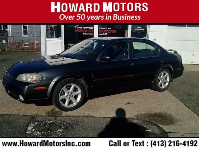 Used Nissan Maxima SE 2003 | Howard Motors. Springfield, Massachusetts