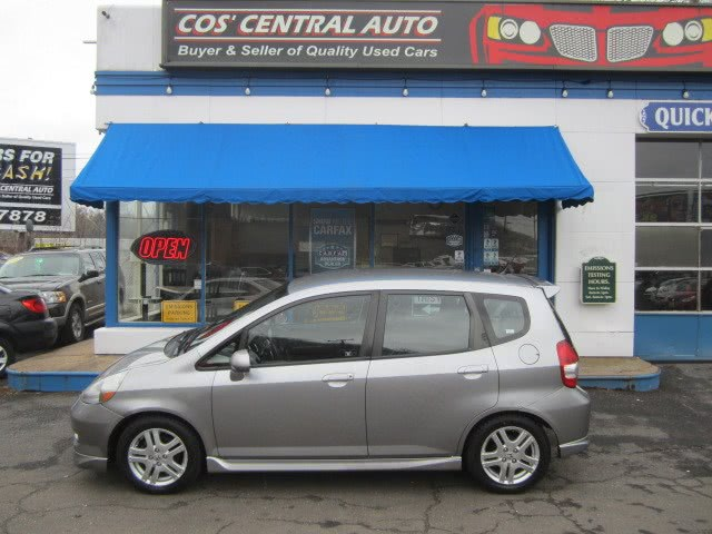 Used Honda Fit 5dr HB Auto Sport 2008 | Cos Central Auto. Meriden, Connecticut
