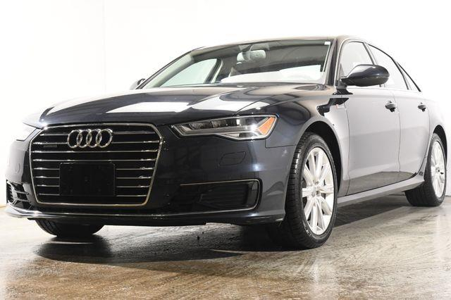 The 2016 Audi A6 3.0T Premium Plus S-Line photos