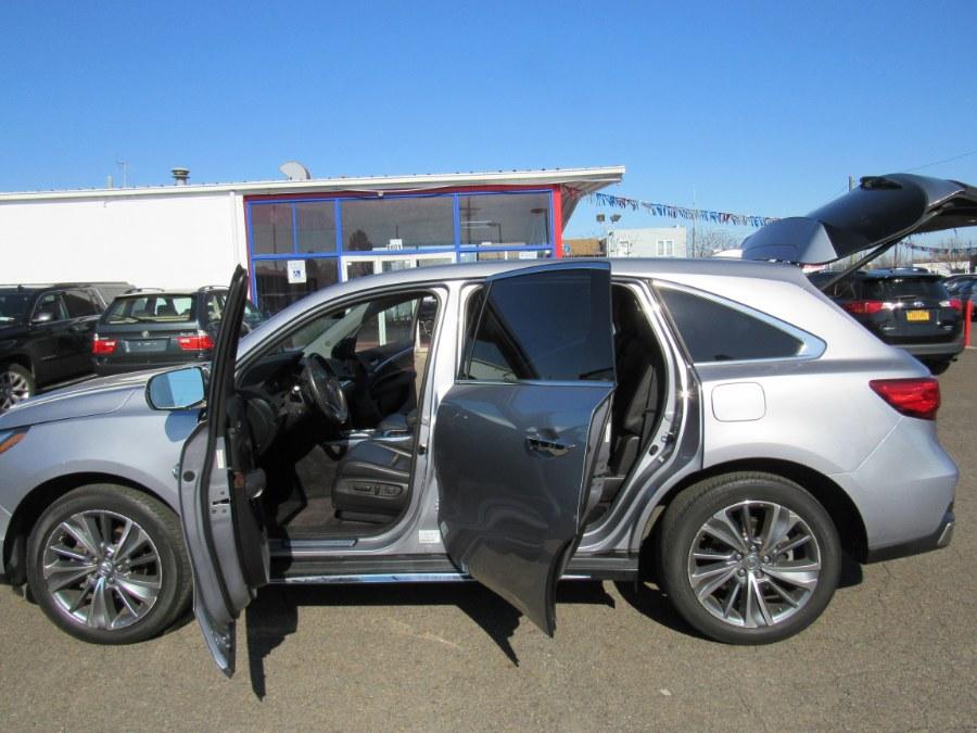 Used Acura MDX SH-AWD w/Technology Pkg 2017   Deals on Wheels International Auto. Levittown, Pennsylvania