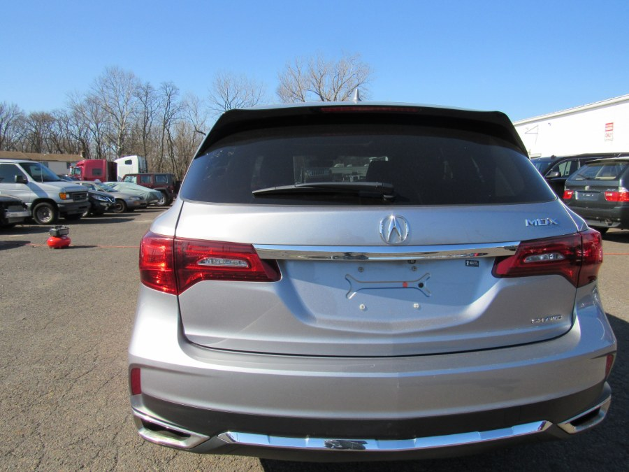 Used Acura MDX SH-AWD w/Technology Pkg 2017 | Deals on Wheels International Auto. Levittown, Pennsylvania