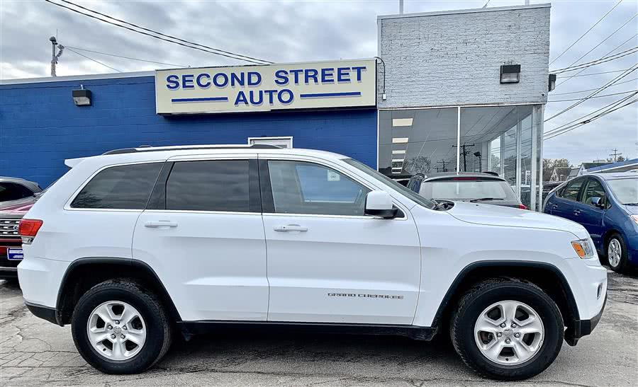 Used 2015 Jeep Grand Cherokee in Manchester, New Hampshire | Second Street Auto Sales Inc. Manchester, New Hampshire