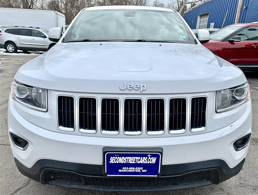 Used Jeep Grand Cherokee LAREDO 2015 | Second Street Auto Sales Inc. Manchester, New Hampshire