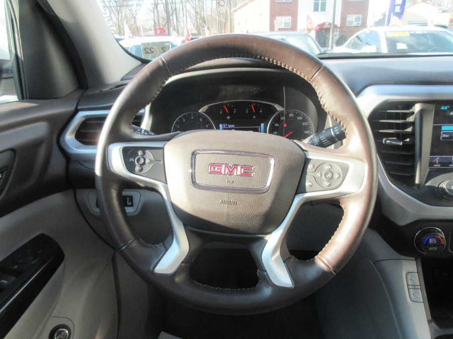 Used GMC Acadia AWD 4dr SLT w/SLT-1 2017   Route 27 Auto Mall. Linden, New Jersey