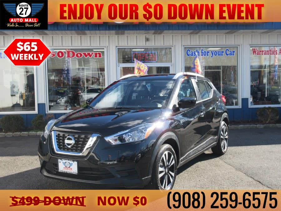 Used 2019 Nissan Kicks in Linden, New Jersey | Route 27 Auto Mall. Linden, New Jersey