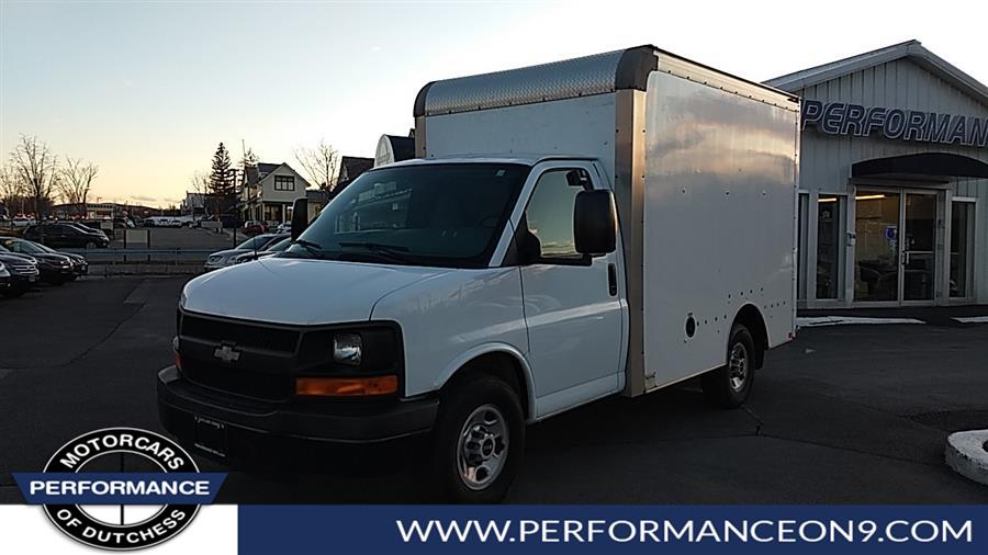 "Used GMC Savana Cutaway 139"" WB C6Y SRW 2008 