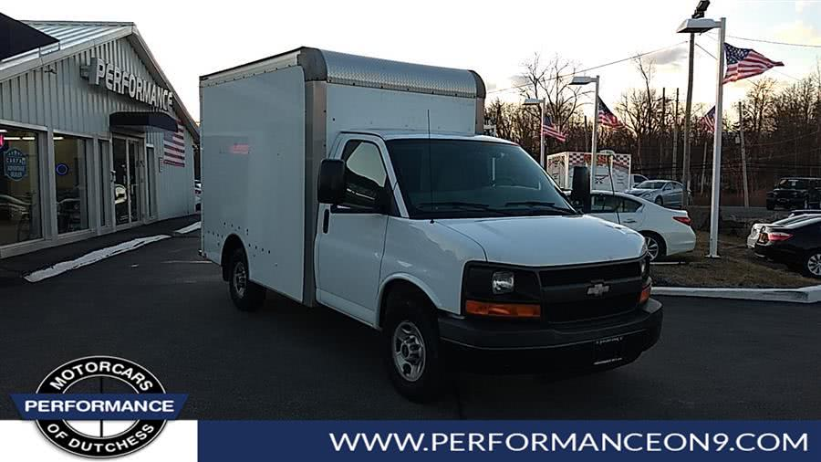 Used 2008 GMC Savana Cutaway in Wappingers Falls, New York | Performance Motorcars Inc. Wappingers Falls, New York