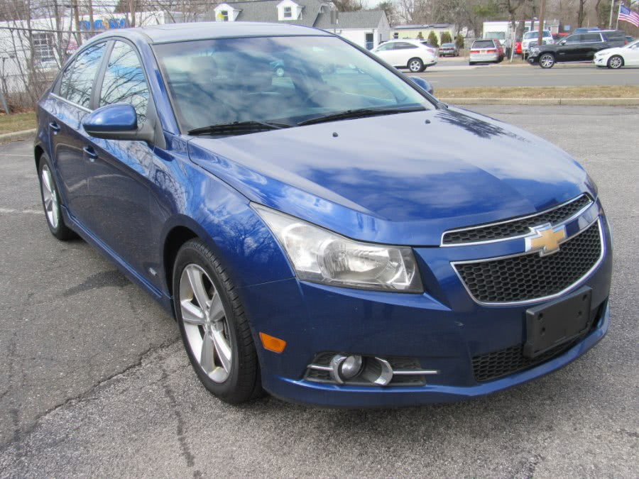 Used Chevrolet Cruze 4dr Sdn LT w/2LT 2012 | White Glove Auto Leasing Inc. Huntington, New York