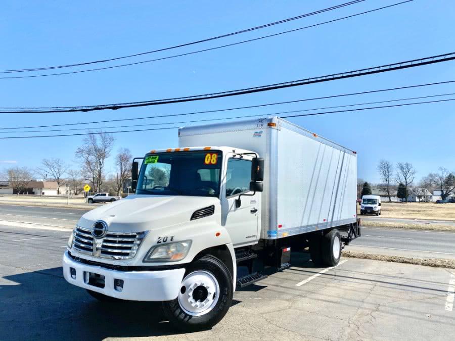 Used 2008 Hino 268 in Burlington, New Jersey   Aladdin Truck Sales. Burlington, New Jersey
