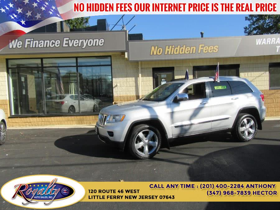 Used Jeep Grand Cherokee 4WD 4dr Limited 2012   Royalty Auto Sales. Little Ferry, New Jersey