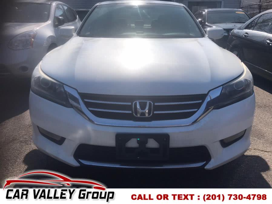 Used Honda Accord Sdn 4dr I4 CVT EX-L w/Navi 2013 | Car Valley Group. Jersey City, New Jersey