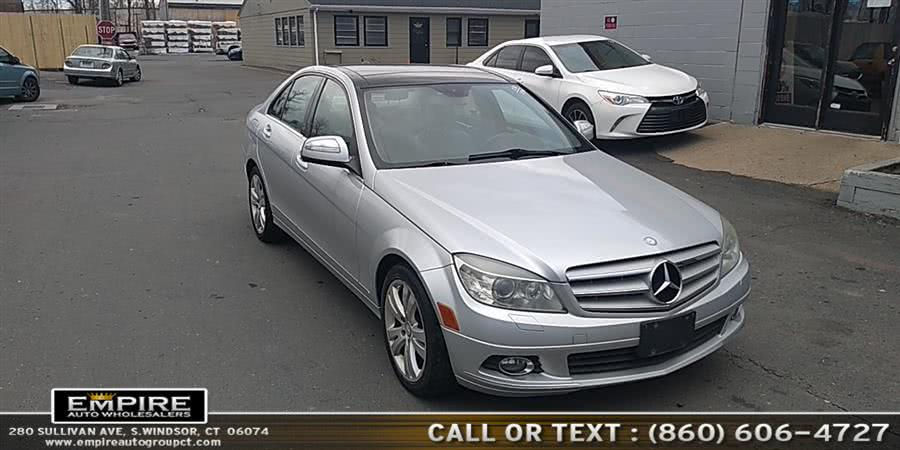 Used Mercedes-Benz C-Class 4dr Sdn 3.0L Sport 4MATIC 2008 | Empire Auto Wholesalers. S.Windsor, Connecticut