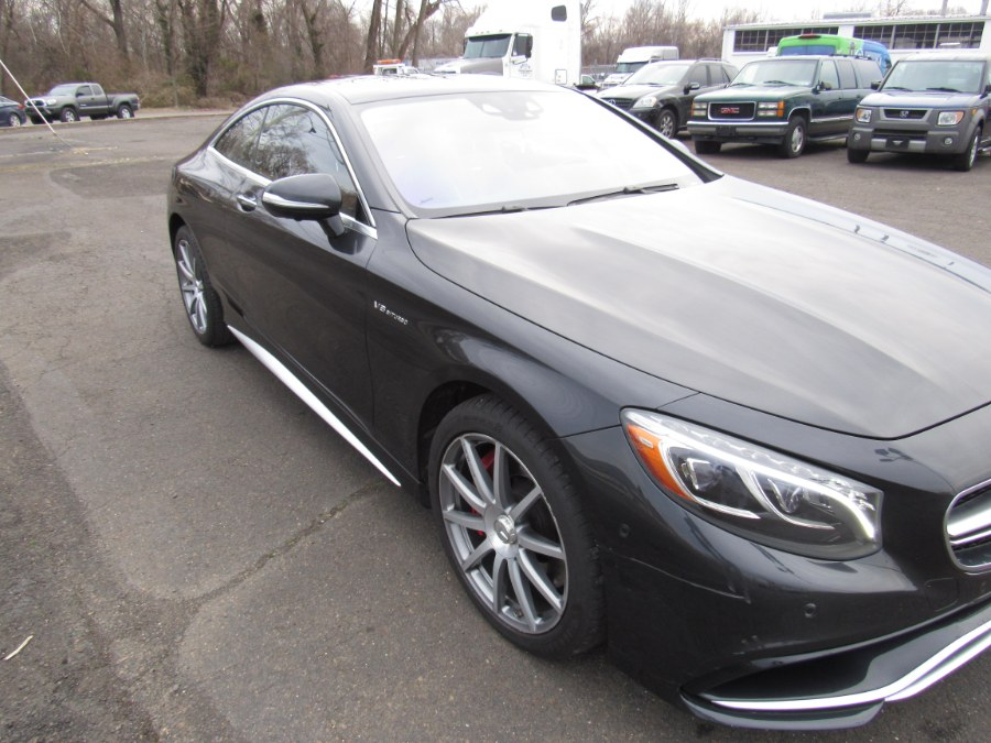 Used Mercedes-Benz S-Class 2dr Cpe AMG S 63 4MATIC 2016 | Deals on Wheels International Auto. Levittown, Pennsylvania