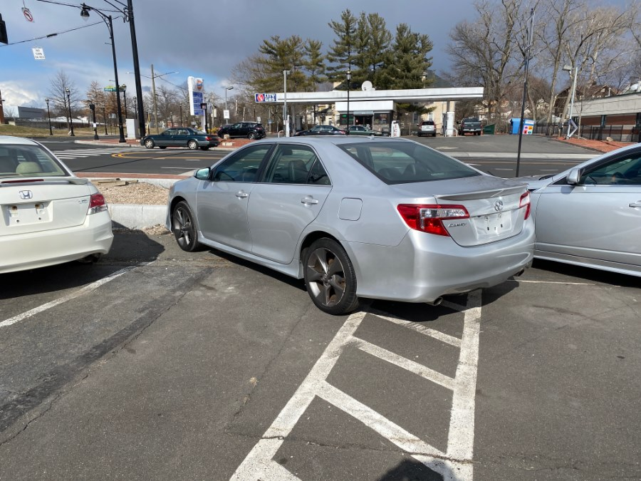 Used Toyota Camry 4dr Sdn V6 Auto SE (Natl) 2012   Route 44 Auto Sales & Repairs LLC. Hartford, Connecticut