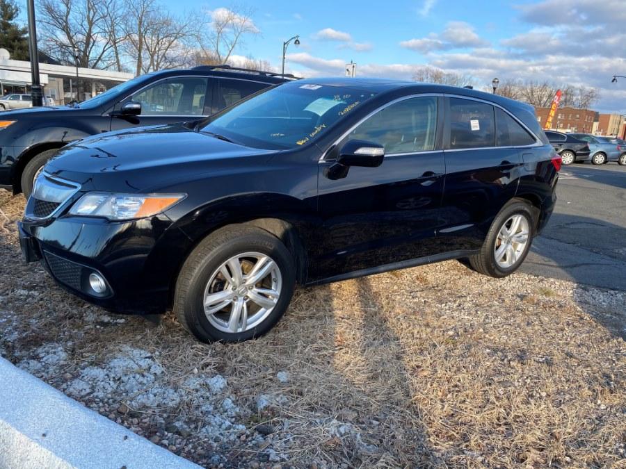 Used Acura RDX AWD 4dr Tech Pkg 2015 | Route 44 Auto Sales & Repairs LLC. Hartford, Connecticut