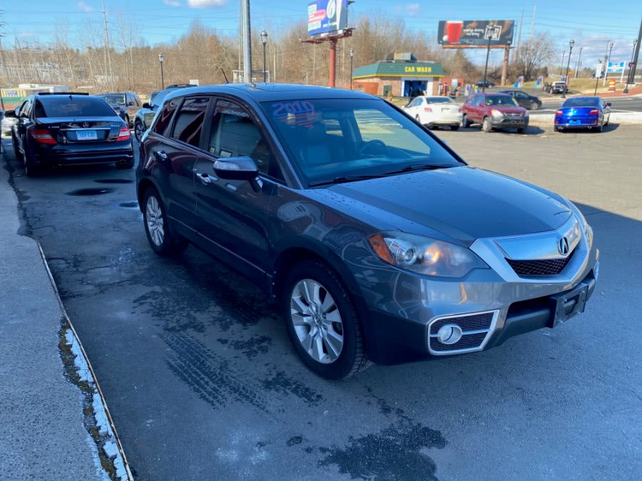 Used Acura RDX AWD 4dr Tech Pkg 2010 | Route 44 Auto Sales & Repairs LLC. Hartford, Connecticut