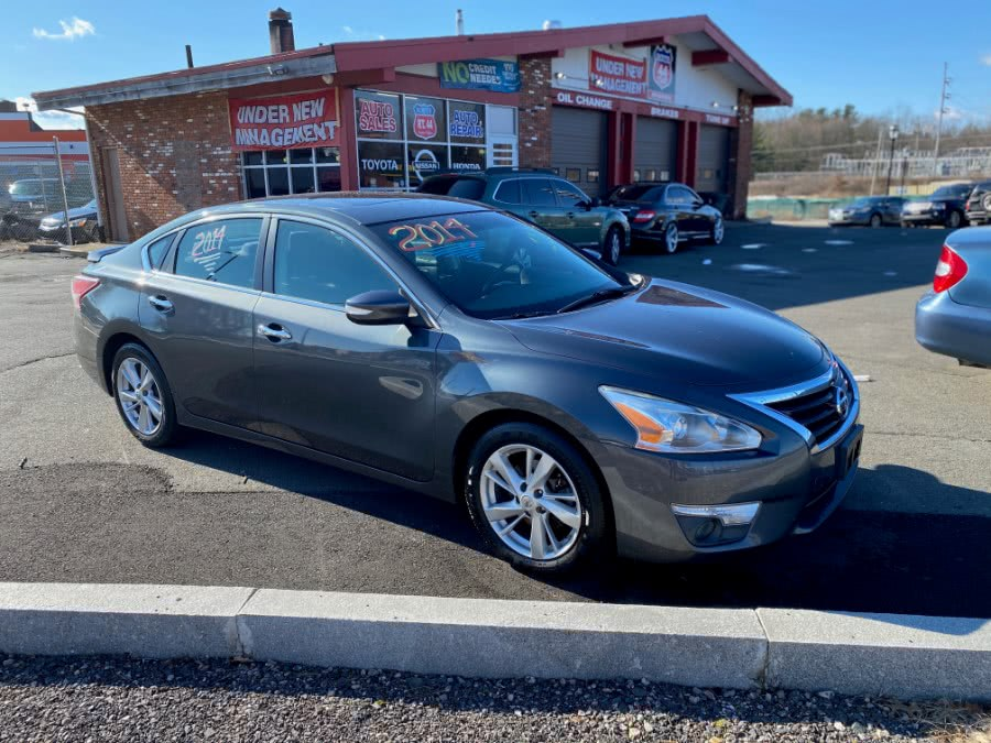 Used Nissan Altima 4dr Sdn I4 2.5 SV 2013 | Route 44 Auto Sales & Repairs LLC. Hartford, Connecticut
