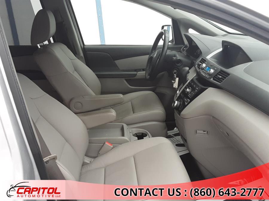 Used Honda Odyssey 5dr EX-L 2013   Capitol Automotive 2 LLC. Manchester, Connecticut