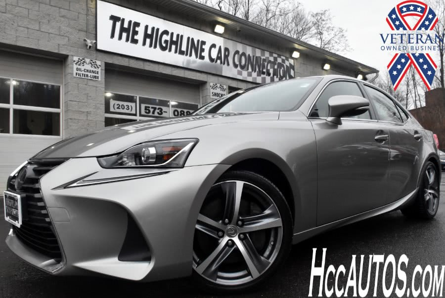 Used Lexus IS IS 300 AWD 2017 | Highline Car Connection. Waterbury, Connecticut
