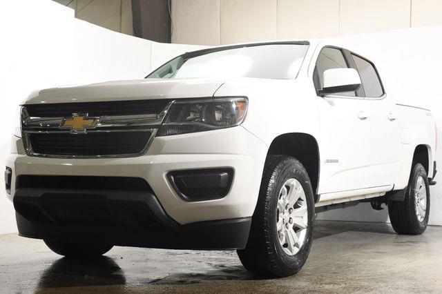 The 2018 Chevrolet Colorado 4WD LT photos
