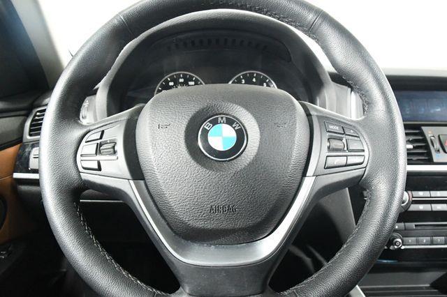 2017 BMW X3 xdrive35i LEATHER photo