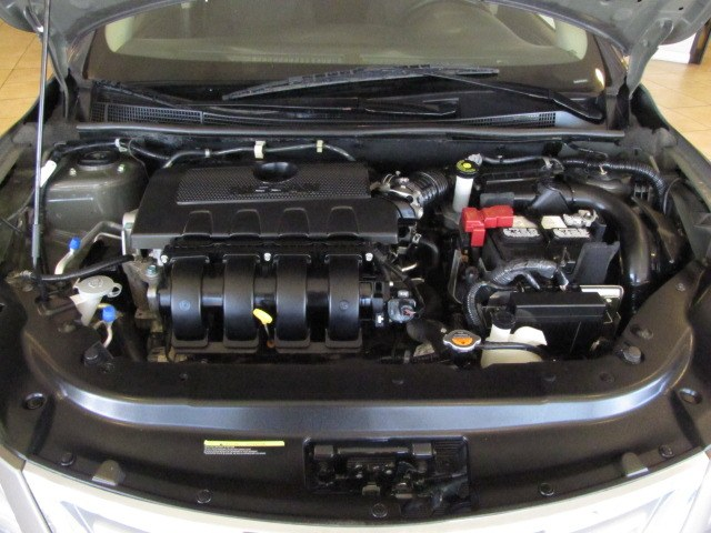 Used Nissan Sentra 4dr Sdn I4 CVT SV 2015   Auto Network Group Inc. Placentia, California